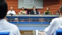Gubernur Sindir Penanganan Banjir yang tanpa Riset