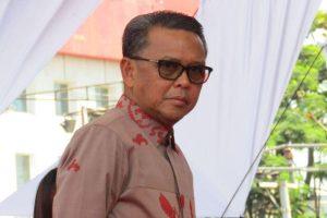 Masuk Kandidat Kabinet Jokowi, Nurdin Abdullah: Kita Fokus Bangun Sulsel