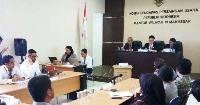 KPPU Putus Bersalah Dua Rekanan Pembangunan RSUD Daya