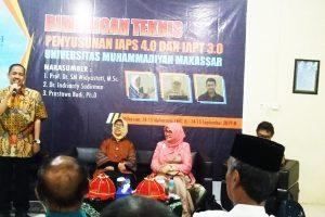Menuju Unismuh Makassar Unggul Tidak Boleh Ada Prodi Akreditasi C