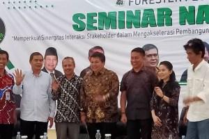 Ikuti Ajang Forester Fest 2019, KPH Dinas Kehutanan Pamerkan Produk Binaan