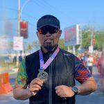 Kadispora Sulsel Jadi Manager Tim Lari Sulsel di Pornas Korpri