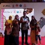 Birma Rumah Kreatif Raih Juara Harapan I Kompetisi Desain IKM Expo & Celebes Craft 2019