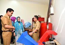 Lies F Nurdin Jalin Sinergi dengan Disperindag Sulsel Dukung IKM