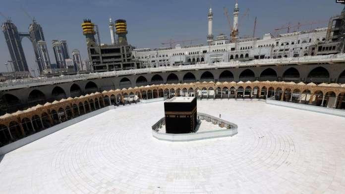Arab Saudi Memperluas Karantina Wilayahnya hingga Jeddah
