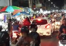 Panik, Informasi Tentang Kota Makassar Esok Warga Serbu Pasar Tjidu Tinumbu