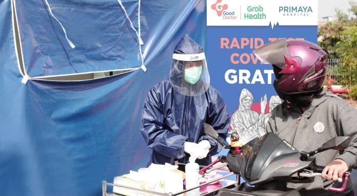 Gubernur Sulsel Dukung Inisiatif Good Doctor Technology Indonesia dan GrabHealth