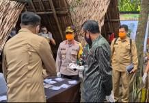 Gubernur Sulsel Resmikan Kampung Rewako di Kecamatan Pallangga