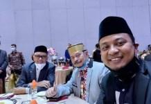Gubernur-Wagub-Mentan Hadiri Akad Nikah Putra Agus Arifin Nu'mang