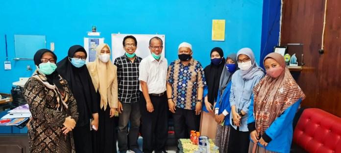 Mahasiswa Komunikasi Unismuh Makassar Resmi Magang di RRI Makassar
