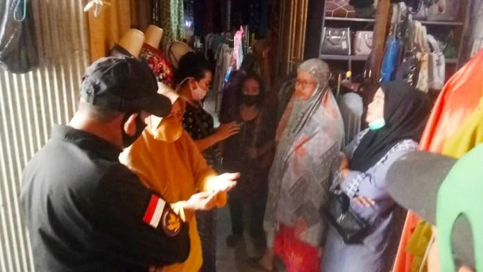 PD Pasar Makassar Bongkar Hamparan Kios di Pasar Cendrawasih