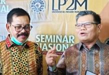 LP2M UNM Makassar Gelar Seminar Hasil Penelitian Secara Virtual