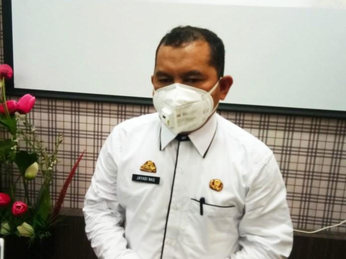 Kepala Dinas Penanaman Modal dan Pelayanan Terpadu Satu Pintu (DPM-PTSP) Sulsel, Jayadi Nas