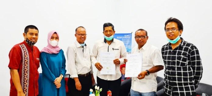 Komunikasi Unismuh dan Pemerintahan Unpacti Makassar Kerjasama Sukseskan Kampus Merdeka