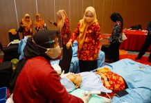 DWP & UPK4 Dinkes Sulsel Gelar Sosialisasi Penyakit Kulit, Kelamin, dan Kosmetika Medik