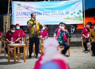 Dihadapan 300 Pendamping PKH, Wagub Siap Bantu secara Profesional Tanpa Kepentingan Politik