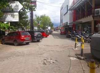 Ibnu: PD Parkir Salah Mengartikan Retribusi Parkir