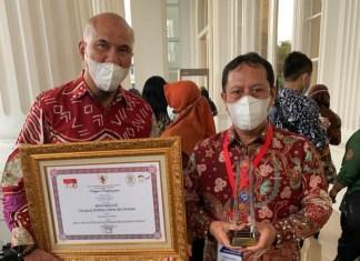 Pemkot Makassar Raih Top Penghargaan Inovasi Pelayanan Publik Penanganan Covid-19
