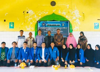 Mahasiswa PPL PAI Unismuh Makassar Diminta 'Jangan Berlama Lama' di Kampus