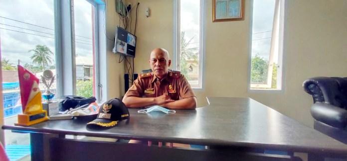 Ketua DPC APDESI Maros Wahyu Febri