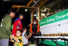 Dapur Keliling Bantu Penuhi Asupan Gizi Korban Gempa Sulbar