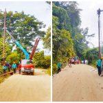 Menembus Medan Sulit, PLN Berhasil Pulihkan 5 Gardu Listrik di Ulumanda Sulbar