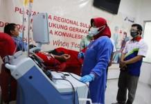 Pertamina Group Serentak Laksanakan Donor Plasma Konvalesen