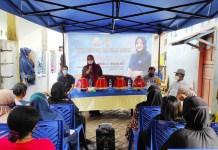 Reski Mulfiati Lutfi Sosialisasi Perda Nomor 2/2016 di Pampang