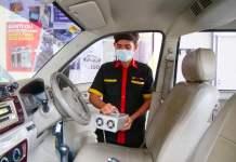 Cegah Serangga Bersarang Dalam Mobil, Coba Lakukan Dengan Ozone!