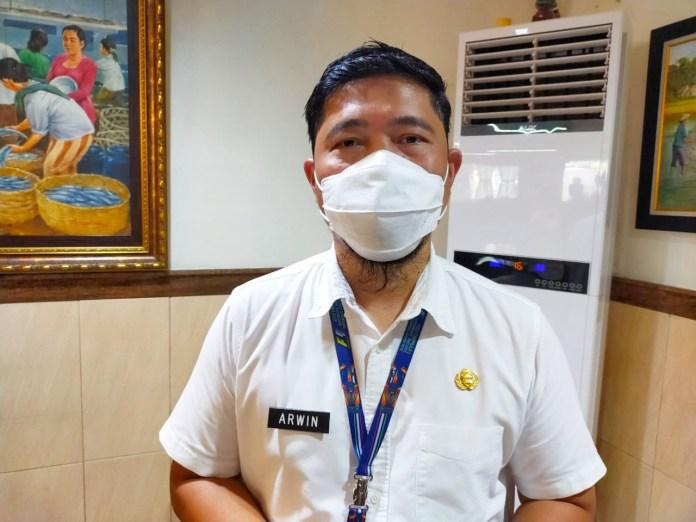 Kepala Dinas Pemuda dan Olahraga, Andi Arwin Azis