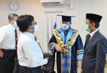 Prof Hamdan Juhannis: Unismuh Makassar Kampus Super Sehat