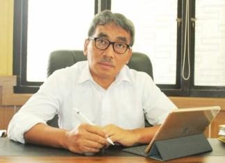 Kepala Badan Kepegawaian Daerah Pemprov Sulsel, Imran Jauzi