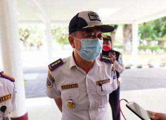 Muhammad Arafah Kepala Dinas Perhubungan Provinsi Sulsel