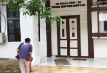 KPK Geledah Kantor Biro Pengadaan Barang dan Jasa Sulsel
