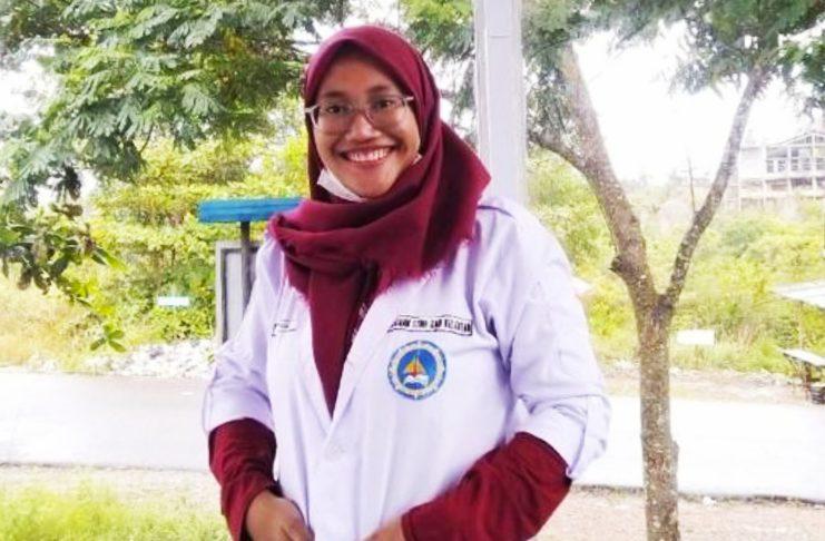Nida' Farah Abiyya, Mahasiswa Prodi Manajemen Sumberdaya Perairan, Universitas Maritim Raja Ali Haji