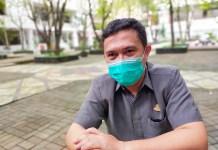 Ketua BPC Perhimpunan Hubungan Masyarakat (Perhumas) Makassar-Sulsel, Devo Khaddafi