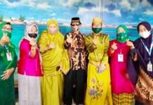 Pelepasan Kader Penyuluh KB Kecamatan Manggala Tepat di Hari Kebudayaan Makassar