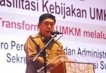 Abdul Hayat Harap Digitalisasi Ekonomi Tingkatkan Taraf Hidup Pelaku UMKM