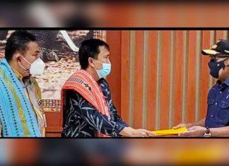 Donasi Kemanusiaan Tiba di NTT, Wagub Josef Nae Soi: Terima Kasih Plt Gubernur dan Masyarakat Sulsel
