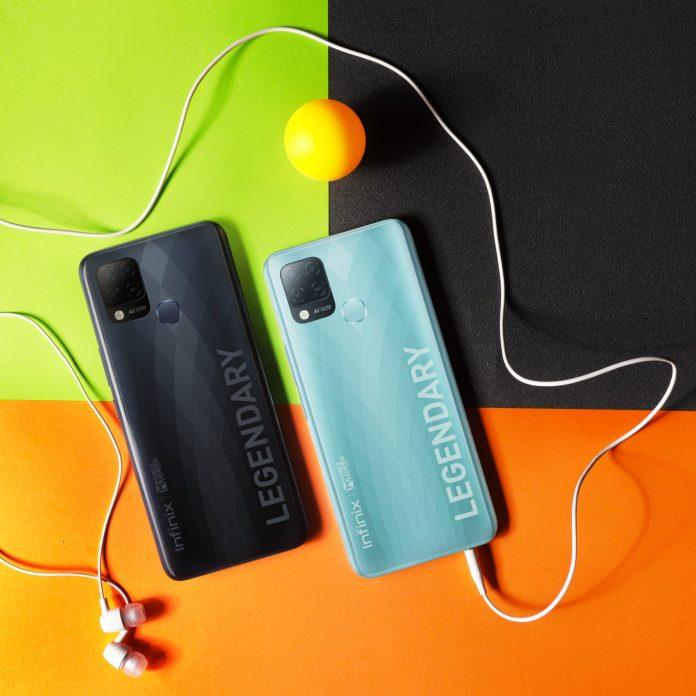 Smartphone Terbaik Bermain Mobile Legends! Ini dia Bocoran Spesifikasi INFINIX HOT 10S