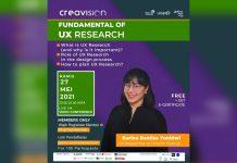 Makassar Digital Valley Akan Gelar Online Class Creavision tentang UX Research