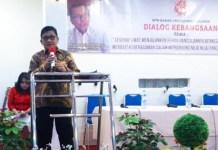 Dihadapan Wakil Ketua MPR RI, Amson Sebut hubungan harmonis antar umat beragama harus terus dilakukan