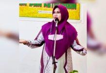 Hj Fitriah Zainuddin, Kepala DP3A Dalduk KB Sulsel.