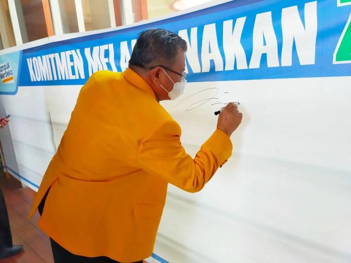 Kemendikbud Ristek Tunjuk UNM sebagai kampus Zona Integritas Anti Korupsi