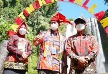 Menparekraf Akui Pesona Wisata Kabupaten Gowa
