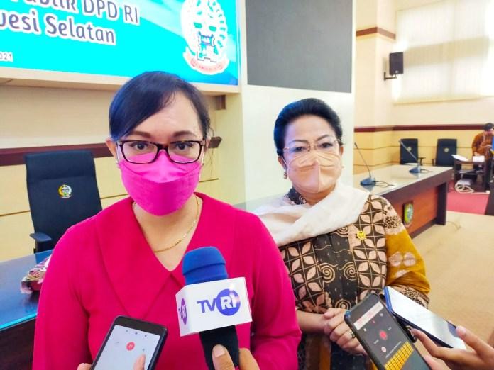 BAP DPD RI Fasilitasi Penyelesaian Sengketa Lahan SMAN 4 Makassar