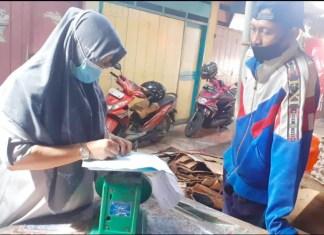 Dukung Program Walikota Makassar, PD Pasar Maksimalkan Bank Sampah Unit di Pasar-Pasar