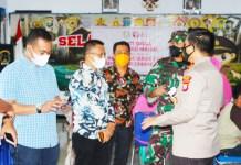 Juli ini, Polres Maros, TNI dan Dinkes Akan Gelar Vaksinasi Gratis Tiap Hari, Ini Jadwalnya