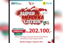 Harga Spesial Tambah Daya Via PLN Mobile hanya Rp200 Ribuan