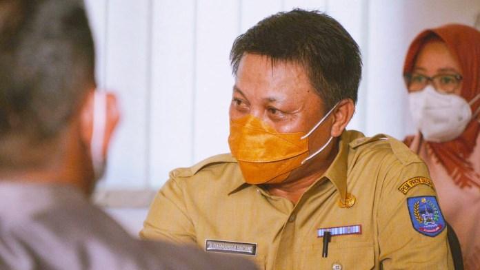 Andi Darmawan Bintang, Kepala Dinas Tenaga Kerja dan Transmigrasi Provinsi Sulawesi Selatan.
